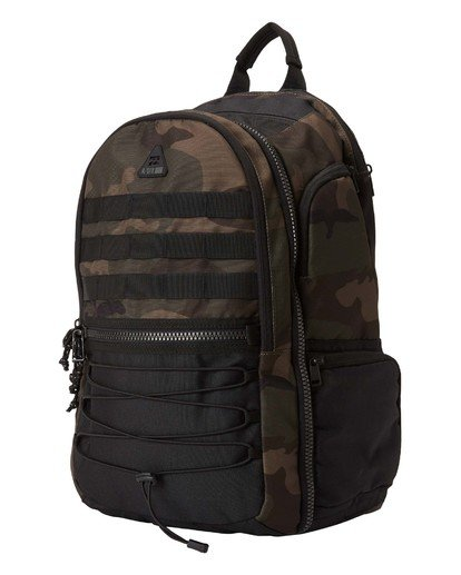 2 Combat Pack Black MABK3BCM Billabong