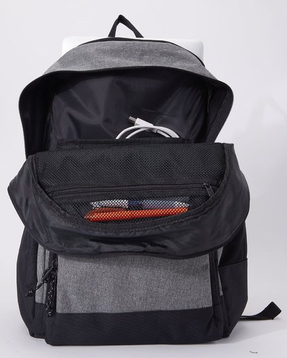 4 Command Pack Grey MABK3BCO Billabong