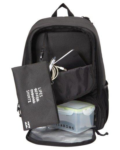 5 Juggernaught Backpack Black MABK3BJU Billabong