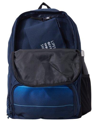 3 Juggernaught Backpack Blue MABK3BJU Billabong
