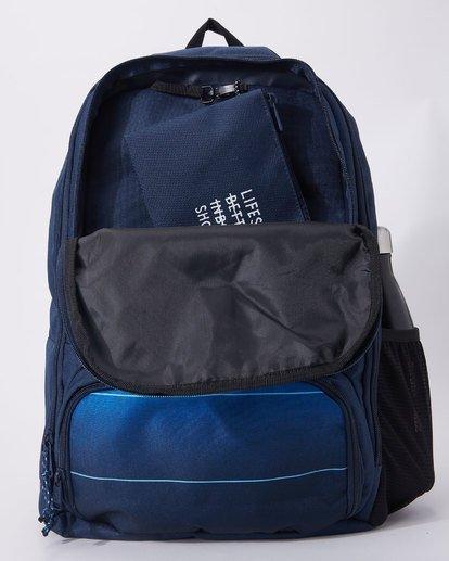 3 Juggernaught Backpack Yellow MABK3BJU Billabong