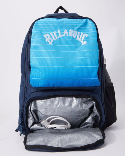 4 Juggernaught Backpack Yellow MABK3BJU Billabong