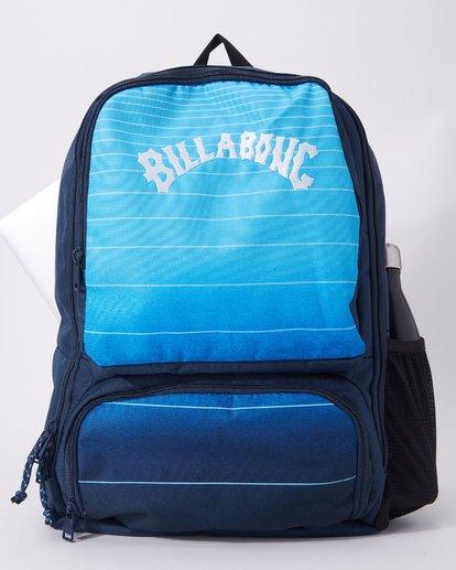 6 Juggernaught Backpack Yellow MABK3BJU Billabong