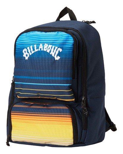 2 Juggernaught Backpack Yellow MABK3BJU Billabong
