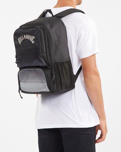 8 Juggernaught Backpack Black MABK3BJU Billabong