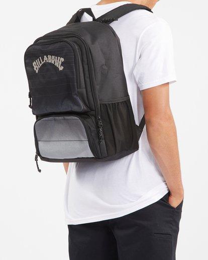 9 Juggernaught Backpack Black MABK3BJU Billabong