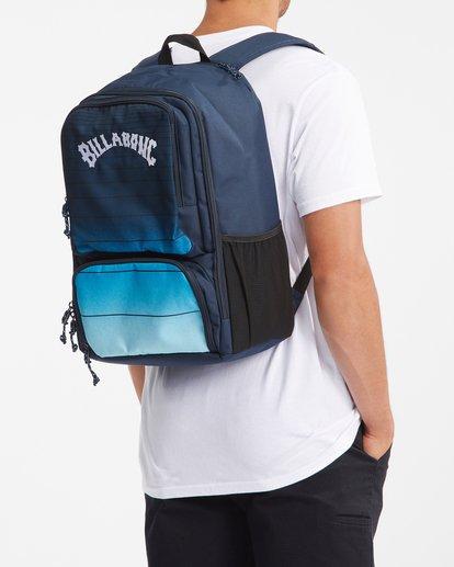 4 Juggernaught Backpack Blue MABK3BJU Billabong