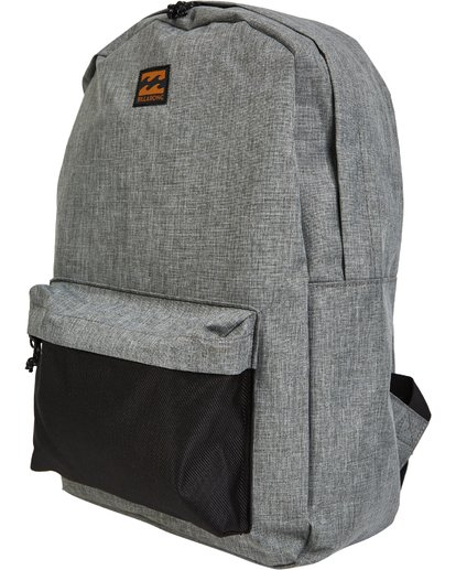 1 All Day Backpack Grey MABKQBAD Billabong