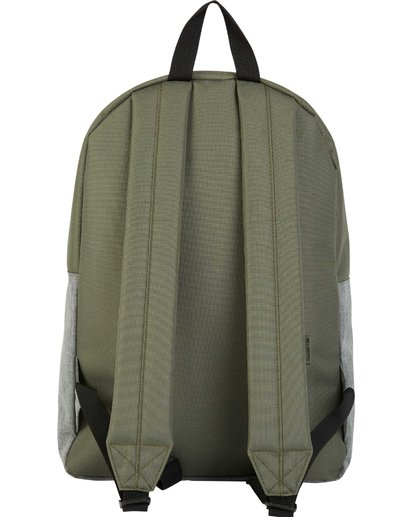 2 All Day Backpack Green MABKQBAD Billabong