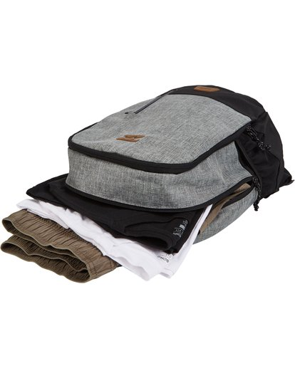6 Command Lite Backpack Grey MABKQBCL Billabong