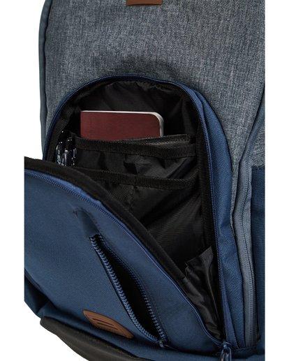 4 Command Backpack Blue MABKQBCO Billabong