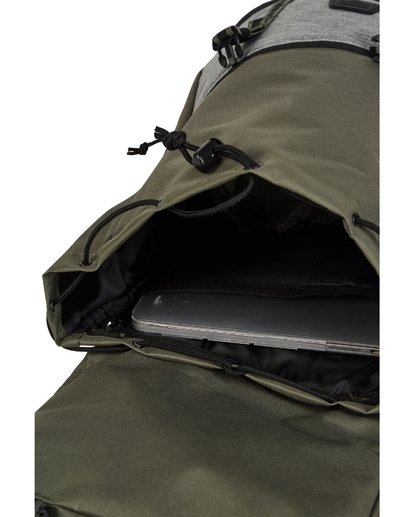 3 Track Pack Backpack Green MABKQBTR Billabong