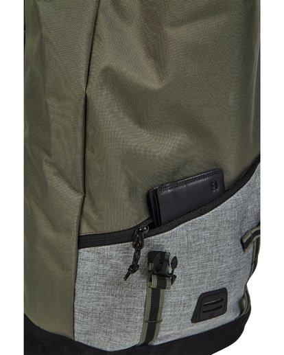 4 Track Pack Backpack Green MABKQBTR Billabong