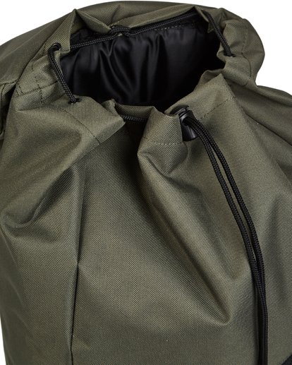 5 Track Pack Backpack Green MABKQBTR Billabong