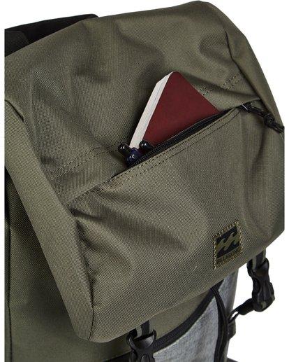 6 Track Pack Backpack  MABKQBTR Billabong