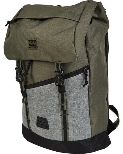1 Track Pack Backpack Green MABKQBTR Billabong