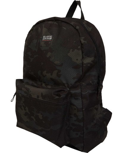 1 All Day Multicam Backpack Black MABKTBAA Billabong