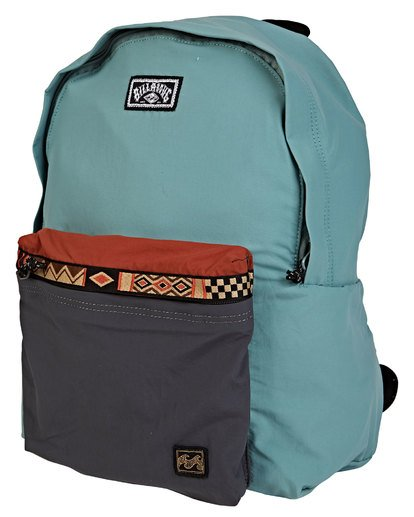 2 All Day Atlas Backpack Green MABKTBAP Billabong