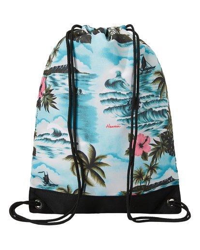 1 Hawaii Cinch Sack Backpack Green MABKTBHR Billabong