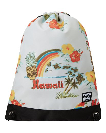 0 Hawaii Cinch Sack Backpack Brown MABKTBHR Billabong
