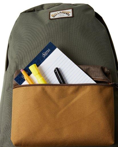 5 All Day Backpack Brown MABKVBAD Billabong