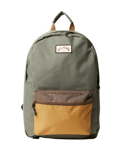 0 All Day Backpack Brown MABKVBAD Billabong