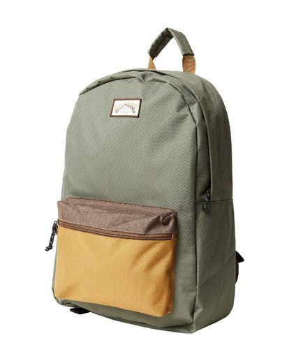 1 All Day Backpack Brown MABKVBAD Billabong