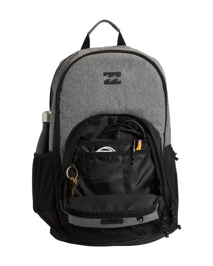 4 Command Backpack Black MABKVBCM Billabong