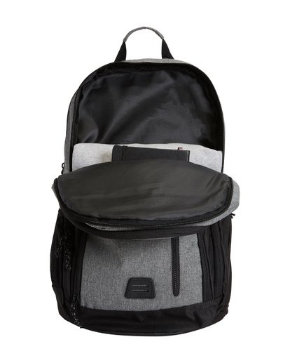 6 Command Backpack Black MABKVBCM Billabong