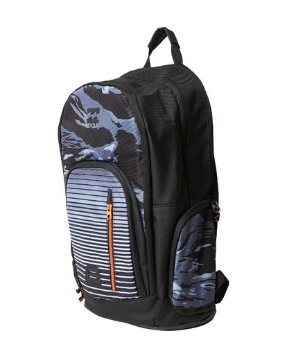 1 Command Backpack Black MABKVBCM Billabong
