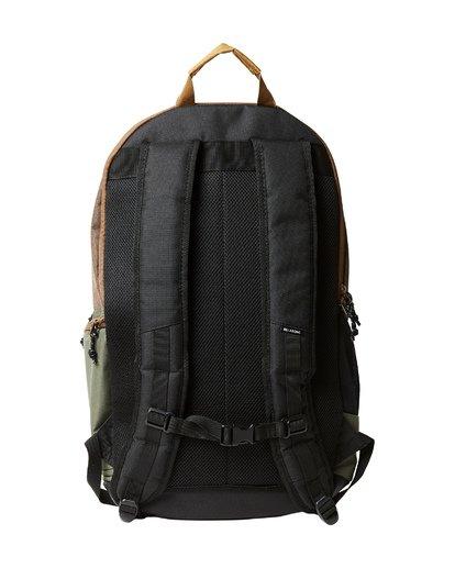 3 Command Backpack Brown MABKVBCM Billabong