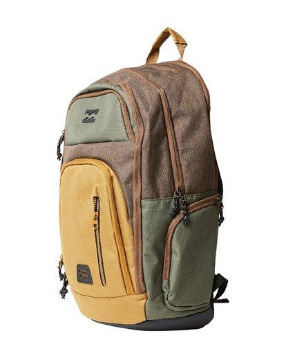 1 Command Backpack Brown MABKVBCM Billabong