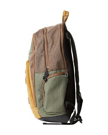 2 Command Backpack Brown MABKVBCM Billabong