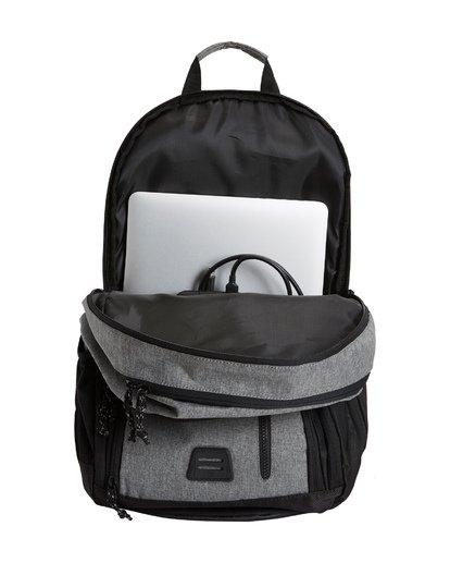 7 Command Backpack Grey MABKVBCM Billabong