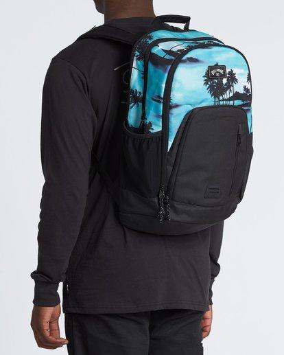 4 Command Backpack Blue MABKVBCM Billabong