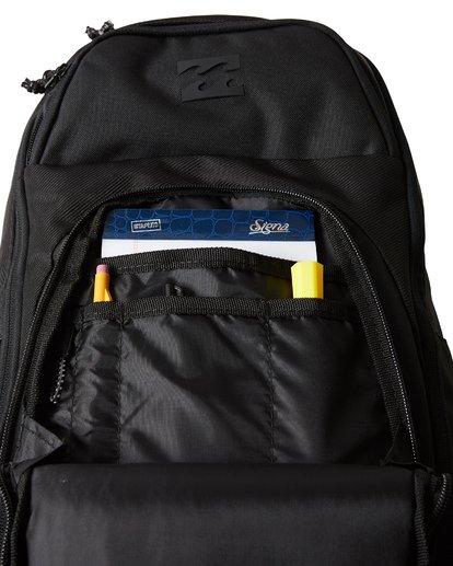 8 Command Plus Backpack Grey MABKVBCP Billabong