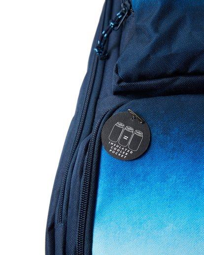 4 Juggernaught Backpack Blue MABKVBJU Billabong