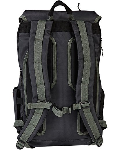 3 Surftrek Explorer Backpack Black MABKVBSE Billabong