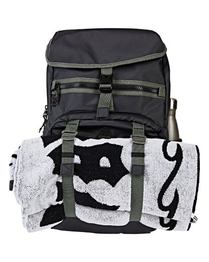 5 Surftrek Explorer Backpack Black MABKVBSE Billabong