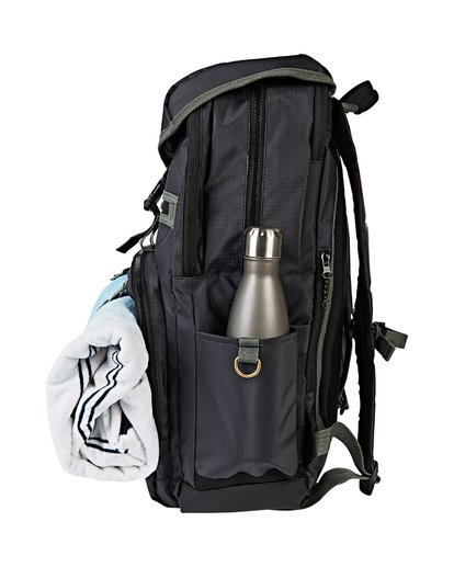 2 Surftrek Explorer Backpack Black MABKVBSE Billabong
