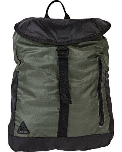 0 Surftrek Hideaway Backpack Green MABKVBSH Billabong