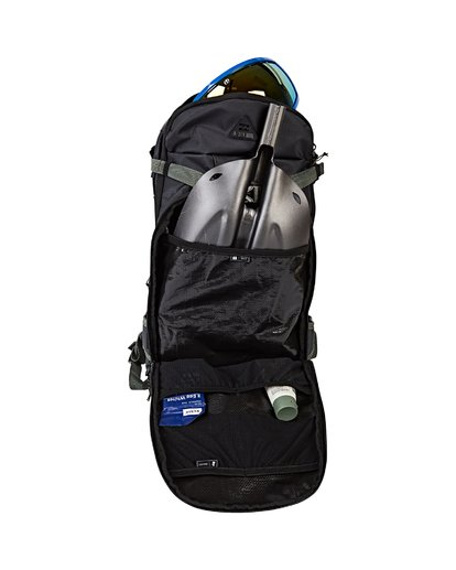 4 Snowtrek Backpack Black MABKVBSN Billabong