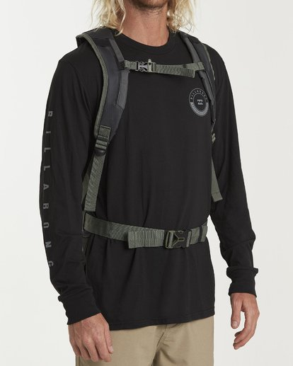 6 Snowtrek Backpack Black MABKVBSN Billabong