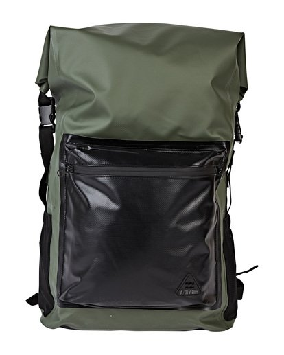 9 Surftrek Storm Backpack Green MABKVBST Billabong