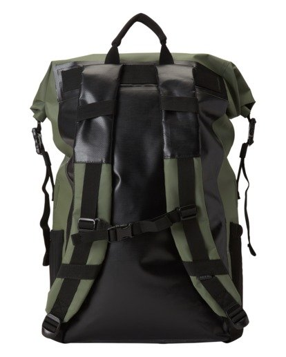 3 Surftrek Storm Backpack Green MABKVBST Billabong