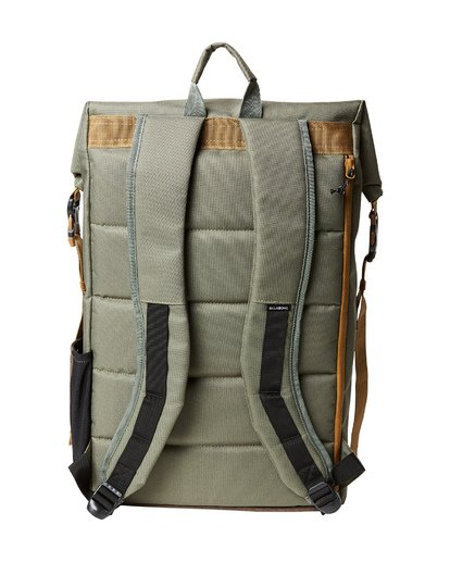 3 Venture Backpack Green MABKVBVE Billabong