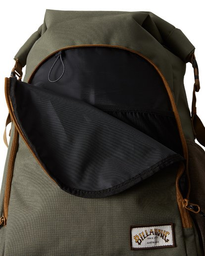 6 Venture Backpack Green MABKVBVE Billabong