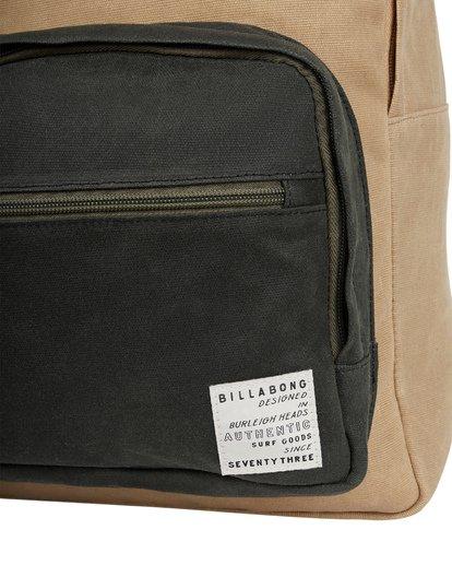 5 Screamer Backpack Beige MABKVBZE Billabong