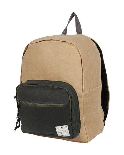 1 Screamer Backpack Beige MABKVBZE Billabong