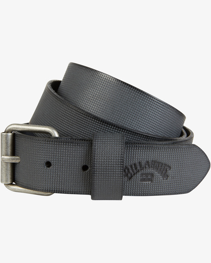 0 Daily Leather Belt Black MABL1BDL Billabong